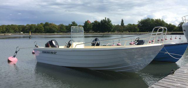 Nymar 610 R – ideal workboat